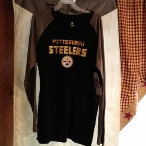 New Youth Pittsburgh Steelers Shirt Size XL 14\16